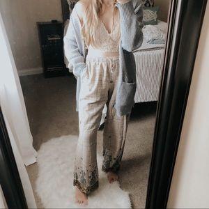 Sundra Bohemian Punjammies Pajama Pants/Trousers